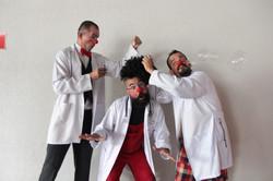 Dr. Agulha _ Dr. Sabixão _ Dr