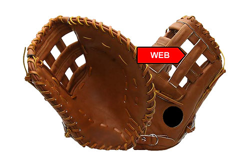 First Base Mitt Web