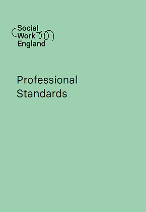 Social Work England: Professional Standards