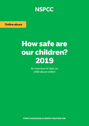 How Safe Are Our Children? 2019: An Overview of Data on Child Abuse Online
