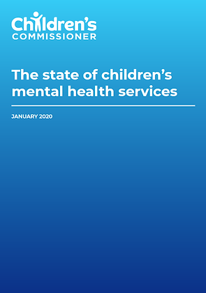 The State of Children's Mental Health Services