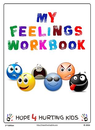 My Feelings Workbook (2nd ed)