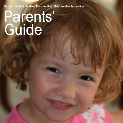 Parents Guide To Making Plans For Their Children After Seperation
