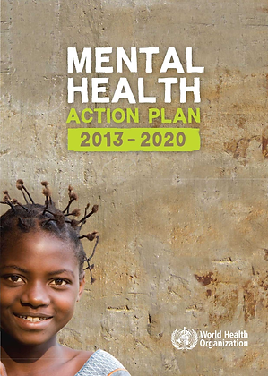 Mental Health Action Plan 2013-2020