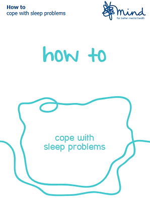 How To Cope With Sleep Problems