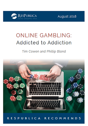 Online Gambling: Addiction To Addiction