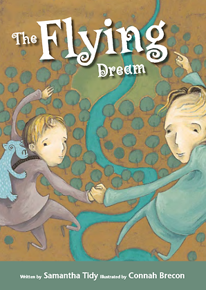 The Flying Dream: Storybook About Parental Dual Diagnosis
