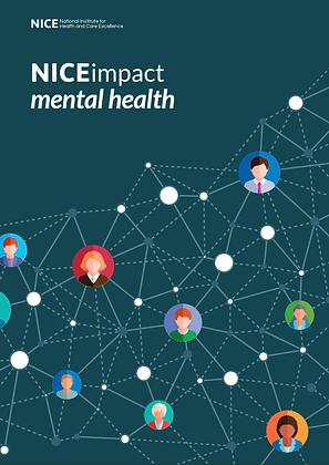 NICE Impact: Mental Health