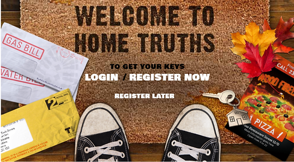 Home Truths - Living On Your Own App
