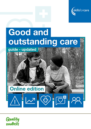 Good and Outstanding Care Guide - Updated