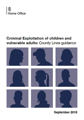 Criminal Exploitation of Children and Vulnerable Adults: County Lines Guidance