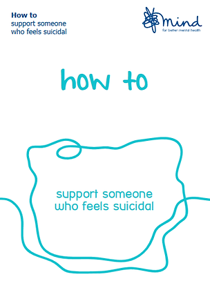 How To Support Someone Who Feels Suicidal