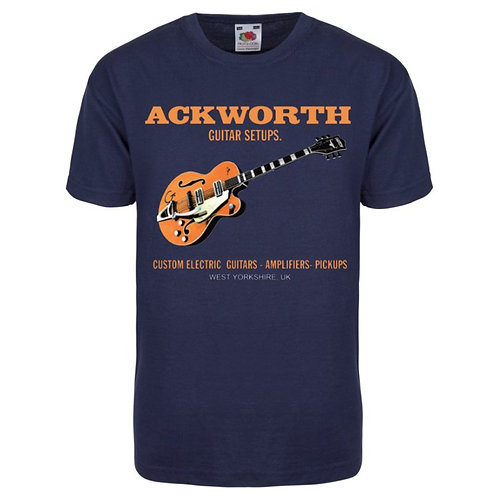 Ackworth Guitar Setups - Custom Electric Guitars T-shirt