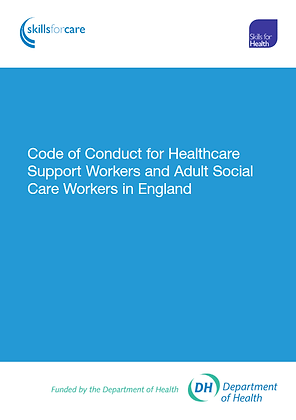 Code of Conduct for Healthcare Support Workers and Adult Social Care Workers