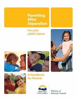 Parenting After Seperation: For Your Child's Future