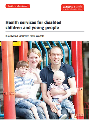 Health Services For Disabled Children and Young People