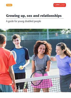 Growing Up, Sex And Relationships