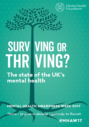 Surviving or Thriving?: The State of the UK's Mental Health