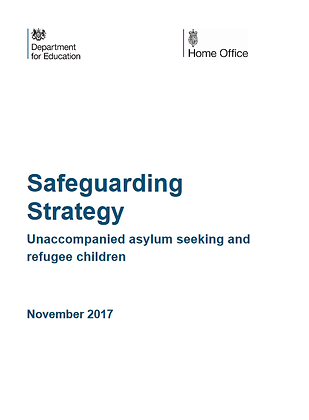 Safeguarding Strategy: Unaccompanied Asylum Seeking and Refugee Children