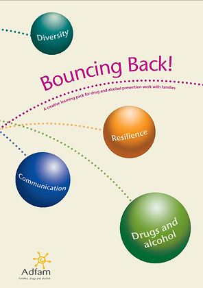Bouncing Back!: A Creative Learning Pack for Drug and Alcohol Prevention Work