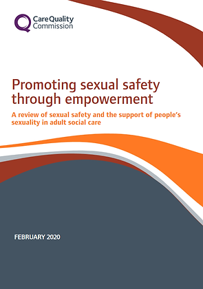 Promoting Sexual Safety Through Empowerment: A Review of Sexual Safety