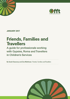 Friends, Families and Travellers: A Guide For Professionals