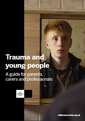 Trauma And Young People: A Guide For Parents Carers and Professionals