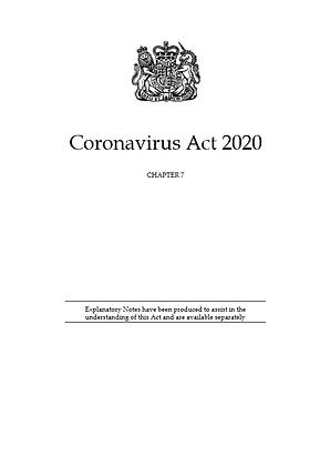 Coronavirus Act 2020