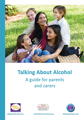 Talking About Alcohol: A Guide for Parents and Carers