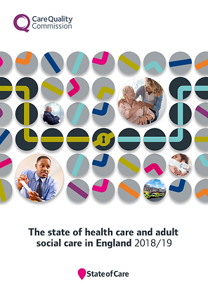 The State of Health Care and Adult Social Care in England 2018/19