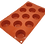 Thumbnail: Moule silicone - 11 mini-muffins