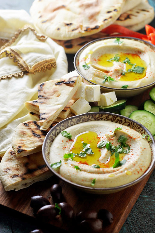 Zahav's Hummus by Chef Michael Solomonov