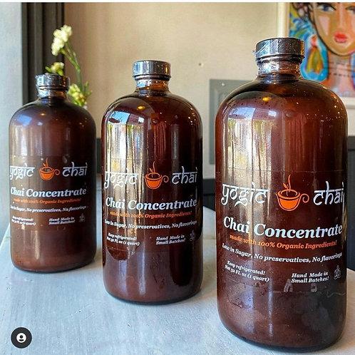 Yogic Chai Liquid Chai Tea Concentrate