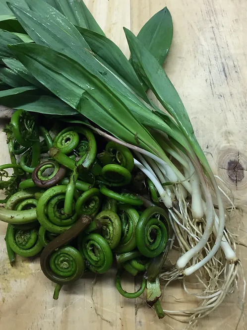 Foraged Feast Wild and Special Spring Share prorated