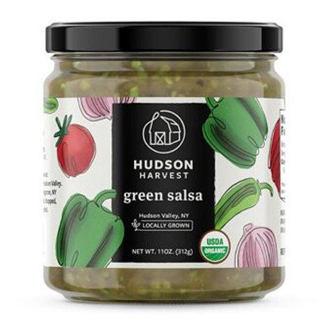 Hudson Valley Organic Green Salsa