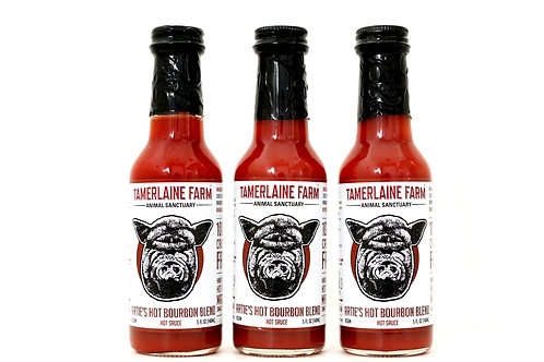 Artie's Bourbon Hot Red Sauce