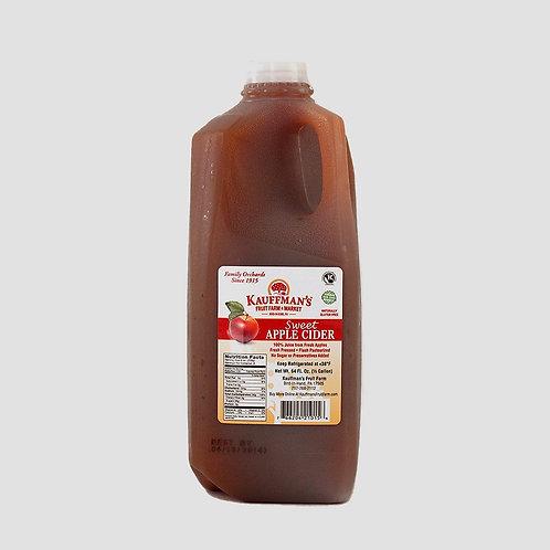 Apple Cider 1/2 Gallon