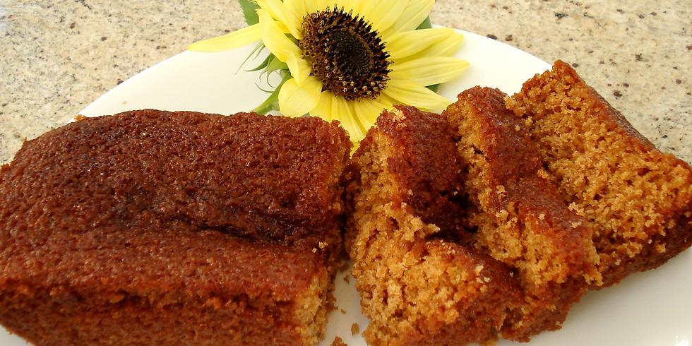 Honey Cake Fundraiser for Toni's Kitchen
