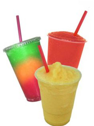 Slushie Machine Syrup/Juice refills