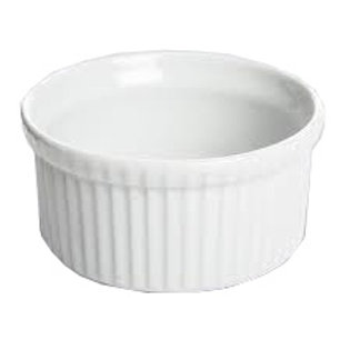 Small Souffle Dish - 90mm x 45mm (pack of 10)