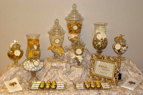Candy Buffet Jar