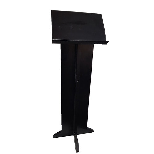 Lectern - 1370mm height.