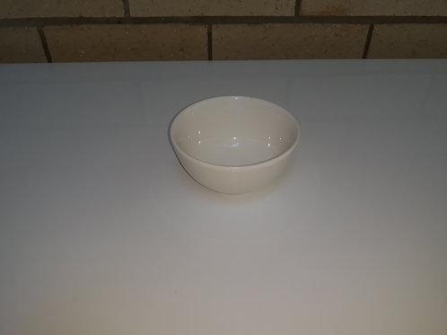 Small white chna rice bowl hire