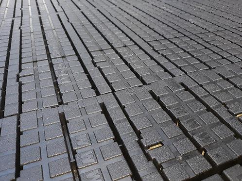 pro floor panel black dance floor