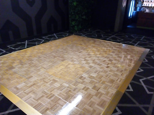 Indoor Dance Floor Panel (90cm x 90cm)
