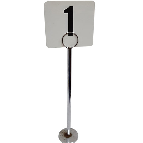 Table Numbers (pack of 10)