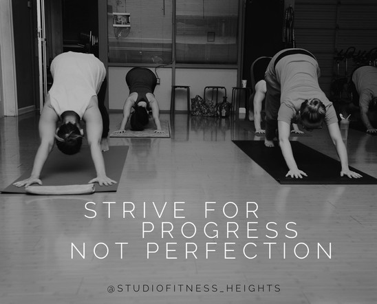 Studio Fitness Facebook Post