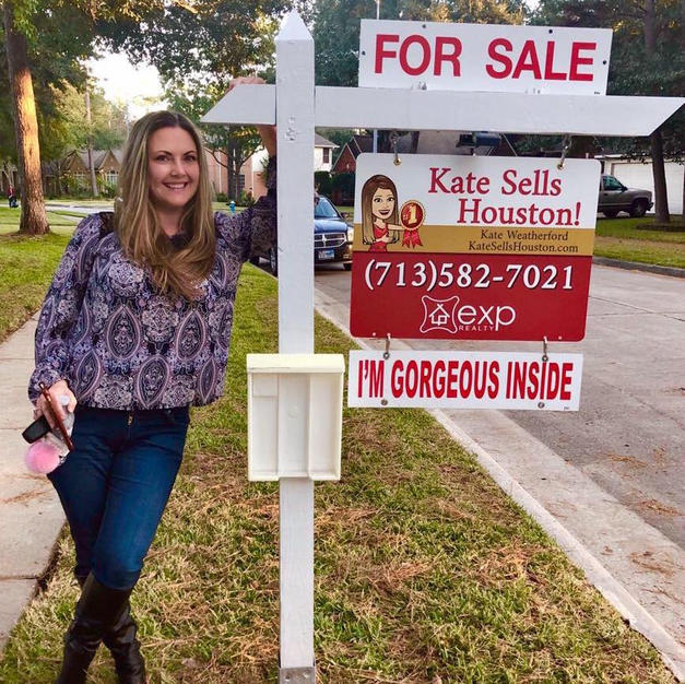 ⭐️FIRST CLIENT ⭐️ - Kate Sells Houston