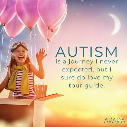 Client Highlight: Apara Autism