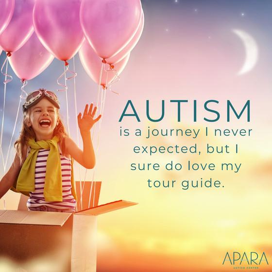 Client Highlight: Apara Autism